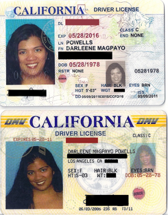 ca drivers license renewal fee